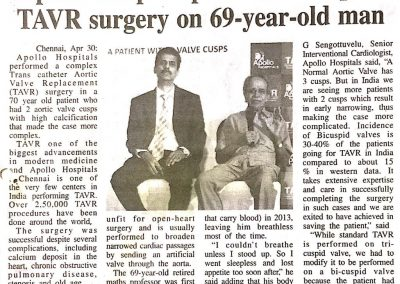 Apollo-hospital-performs-complex-TAVR-surgery-on-69-year-old-man-TRINITY-MIRROR-05-04-2017