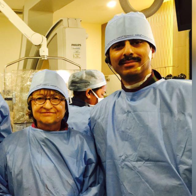 Fellowship and Work Experience | Dr  G Sengottuvelu