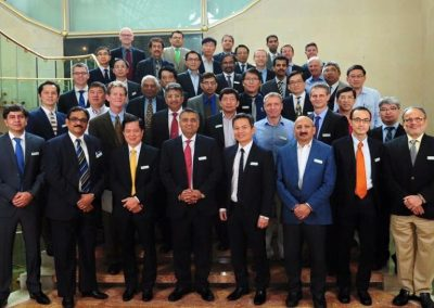 Asia Pacific Concensus meeting on Absorbable Stenting in Singapore