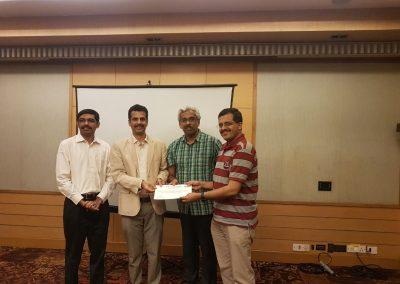 Certificate distribution after IPCI Workshop