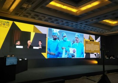Live case During India Live 2018