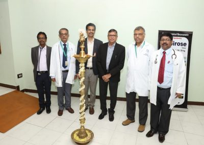 Workshop Inaugration at SRM University